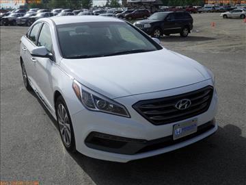2015 Hyundai Sonata for sale in Bemidji, MN
