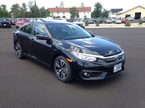 2017 Honda Civic for sale in Bemidji MN