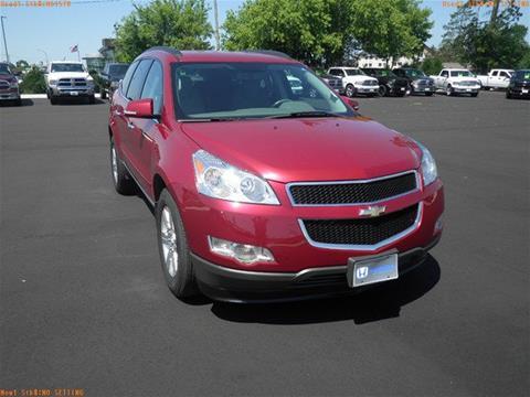 2012 Chevrolet Traverse for sale in Bemidji MN