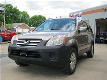 2006 Honda CR-V for sale in Cumberland, RI