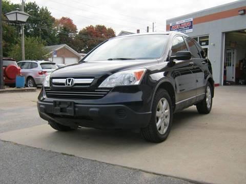 2009 Honda CR-V for sale in Cumberland, RI