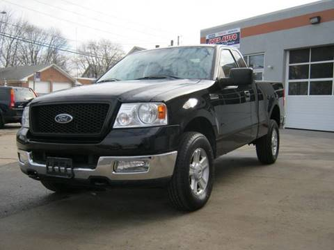 2004 Ford F-150 for sale in Cumberland, RI