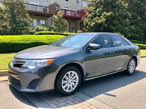 2012 Toyota Camry For Sale >> Used 2012 Toyota Camry For Sale Carsforsale Com