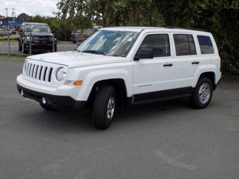2017 Jeep Patriot for sale in Marshville, NC