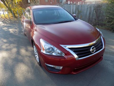 2015 Nissan Altima for sale in Marshville, NC