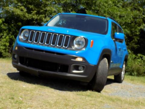 2015 Jeep Renegade for sale in Marshville, NC