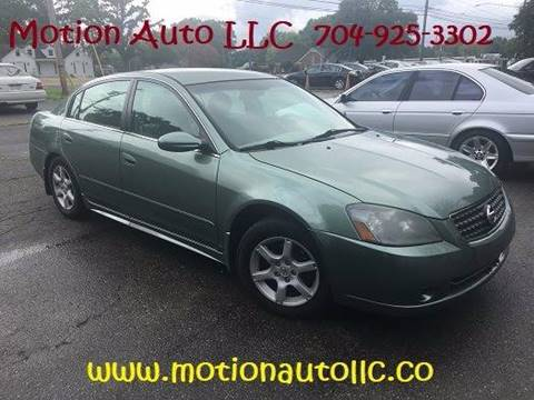 2005 Nissan Altima for sale in Kannapolis, NC