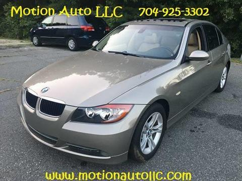 2008 BMW 3 Series for sale in Kannapolis, NC