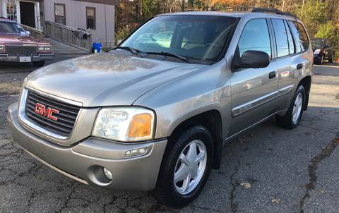 2003 GMC Envoy for sale in Kannapolis, NC