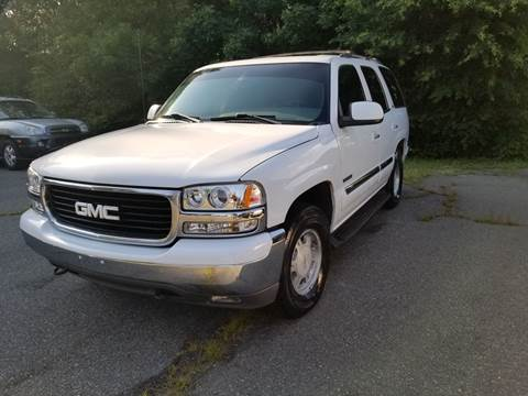 2001 GMC Yukon for sale in Kannapolis, NC