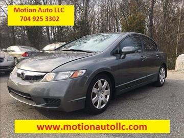 2010 Honda Civic for sale in Kannapolis, NC