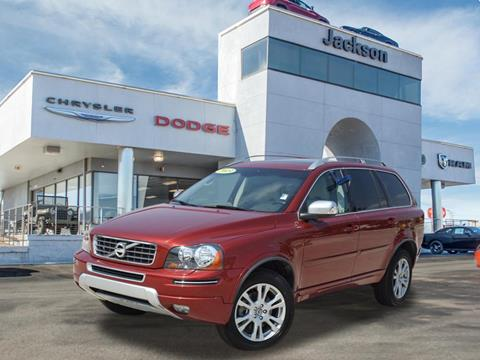 2013 Volvo XC90 for sale in Enid, OK