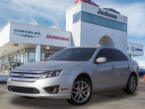 2012 Ford Fusion for sale in Enid, OK