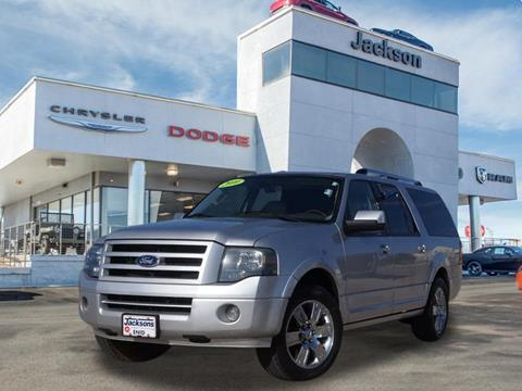 2010 Ford Expedition EL for sale in Enid, OK
