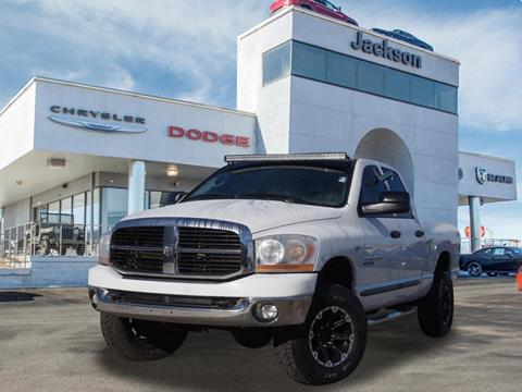 Used Trucks For Sale In Enid Oklahoma >> Used Dodge Trucks For Sale In Enid Ok Carsforsale Com