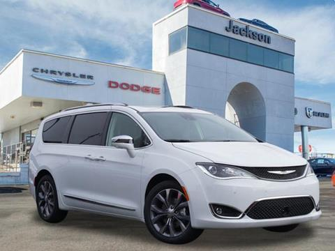 2019 Chrysler Pacifica for sale in Enid, OK