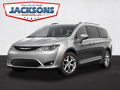 2018 Chrysler Pacifica for sale in Enid, OK