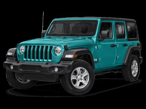 2020 Jeep Wrangler Unlimited for sale in Enid, OK