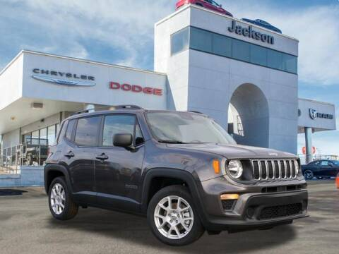 2020 Jeep Renegade for sale in Enid, OK