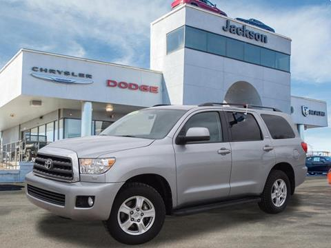 2016 Toyota Sequoia for sale in Enid, OK