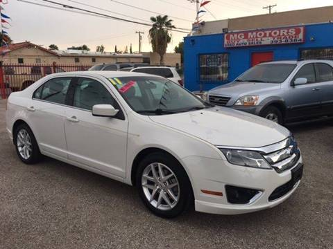 2011 Ford Fusion for sale in Tucson, AZ