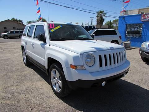 2011 Jeep Patriot for sale in Tucson, AZ