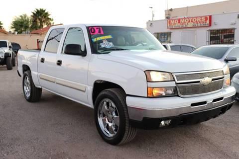 2007 Chevrolet Silverado 1500 Classic for sale in Tucson, AZ