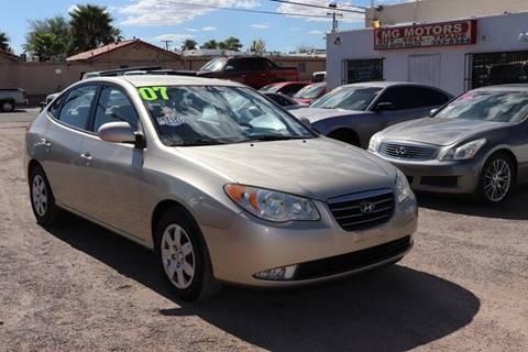 2007 Hyundai Elantra for sale in Tucson, AZ