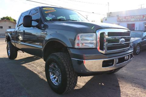2006 Ford F-250 Super Duty for sale in Tucson, AZ