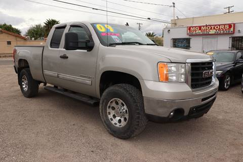 2009 GMC Sierra 2500HD for sale in Tucson, AZ