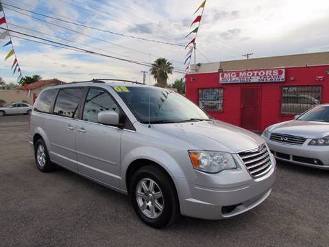 2008 Chrysler Town and Country for sale in Tucson, AZ