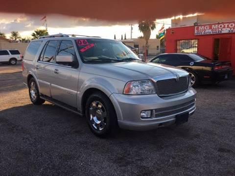 2006 Lincoln Navigator for sale in Tucson, AZ