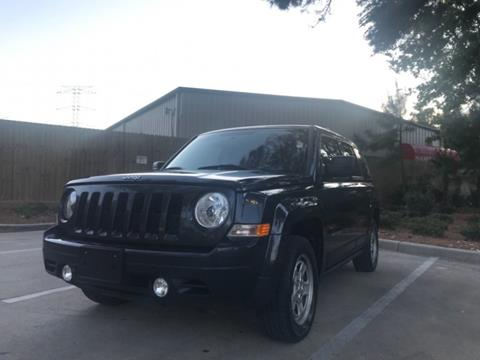 2014 Jeep Patriot for sale in Houston, TX