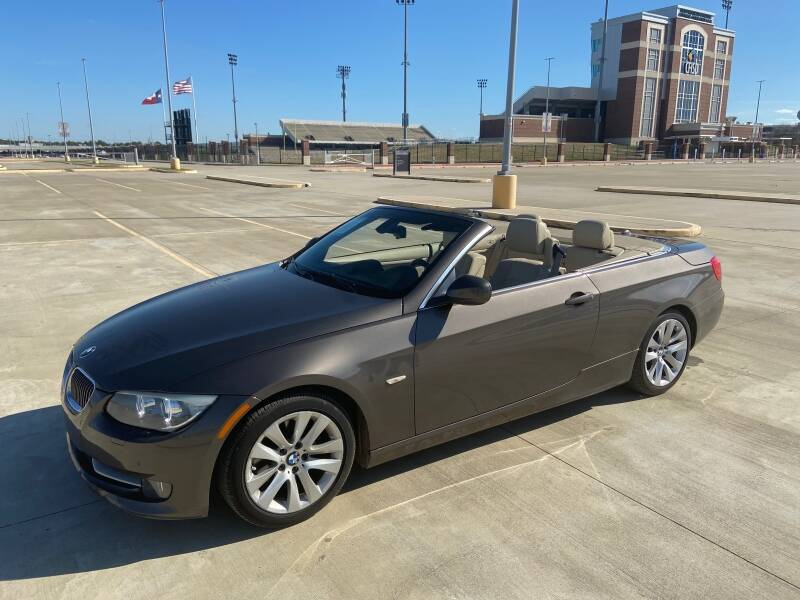 2011 BMW 3 Series for sale at All American Finance & Auto Sales in Houston TX