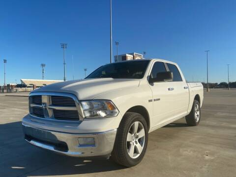 2009 Dodge Ram Pickup 1500 for sale at All American Finance & Auto Sales in Houston TX