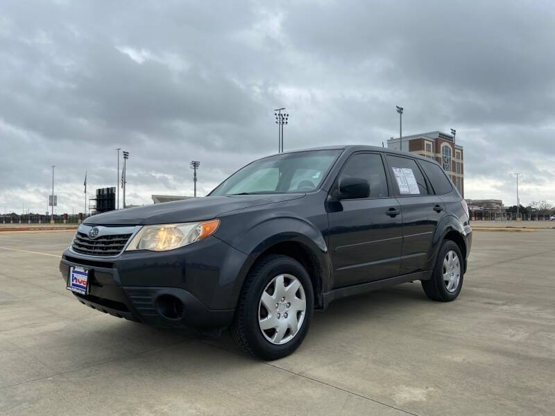 2010 Subaru Outback for sale at All American Finance & Auto Sales in Houston TX