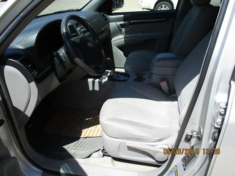 2007 Hyundai Santa Fe for sale in Houston, TX