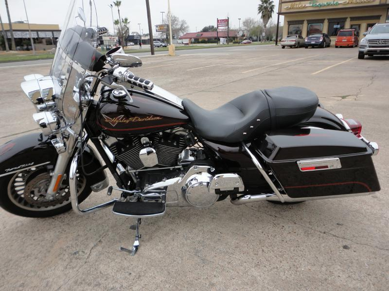 2011 Harley-Davidson FLHR ROAD KING for sale at Texotic Motorsports in Houston TX