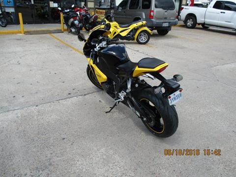 2008 Honda CBR 1000 RR8