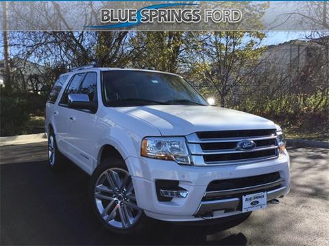 2017 Ford Expedition for sale in Blue Springs, MO