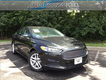 2014 Ford Fusion for sale in Blue Springs, MO