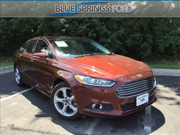 2016 Ford Fusion for sale in Blue Springs, MO