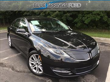 2015 Lincoln MKZ for sale in Blue Springs, MO