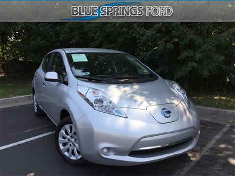 2015 Nissan LEAF for sale in Blue Springs, MO