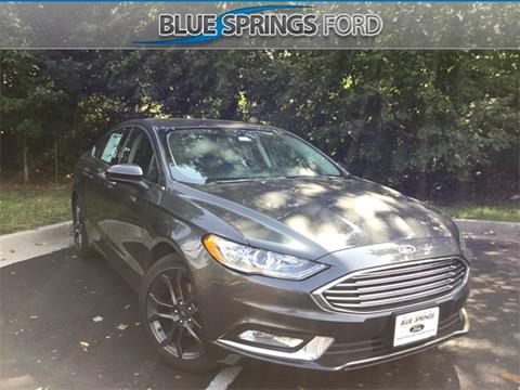 2018 Ford Fusion for sale in Blue Springs, MO