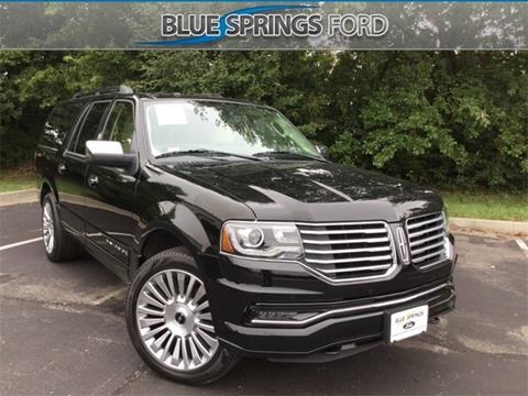 2017 Lincoln Navigator L for sale in Blue Springs, MO