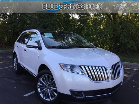 2014 Lincoln MKX for sale in Blue Springs, MO