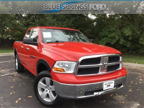 2012 RAM Ram Pickup 1500 for sale in Blue Springs, MO