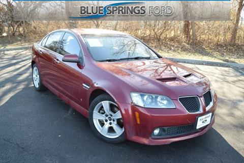 2009 Pontiac G8 for sale in Blue Springs, MO