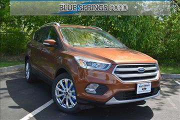 2017 Ford Escape for sale in Blue Springs, MO